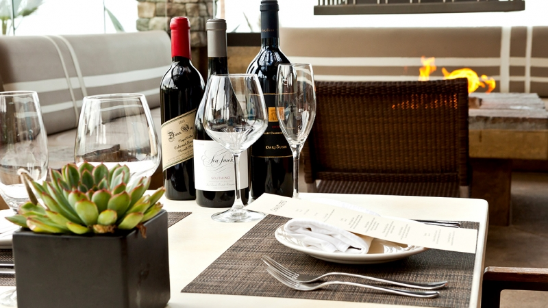 Carlsbad wine and dinner